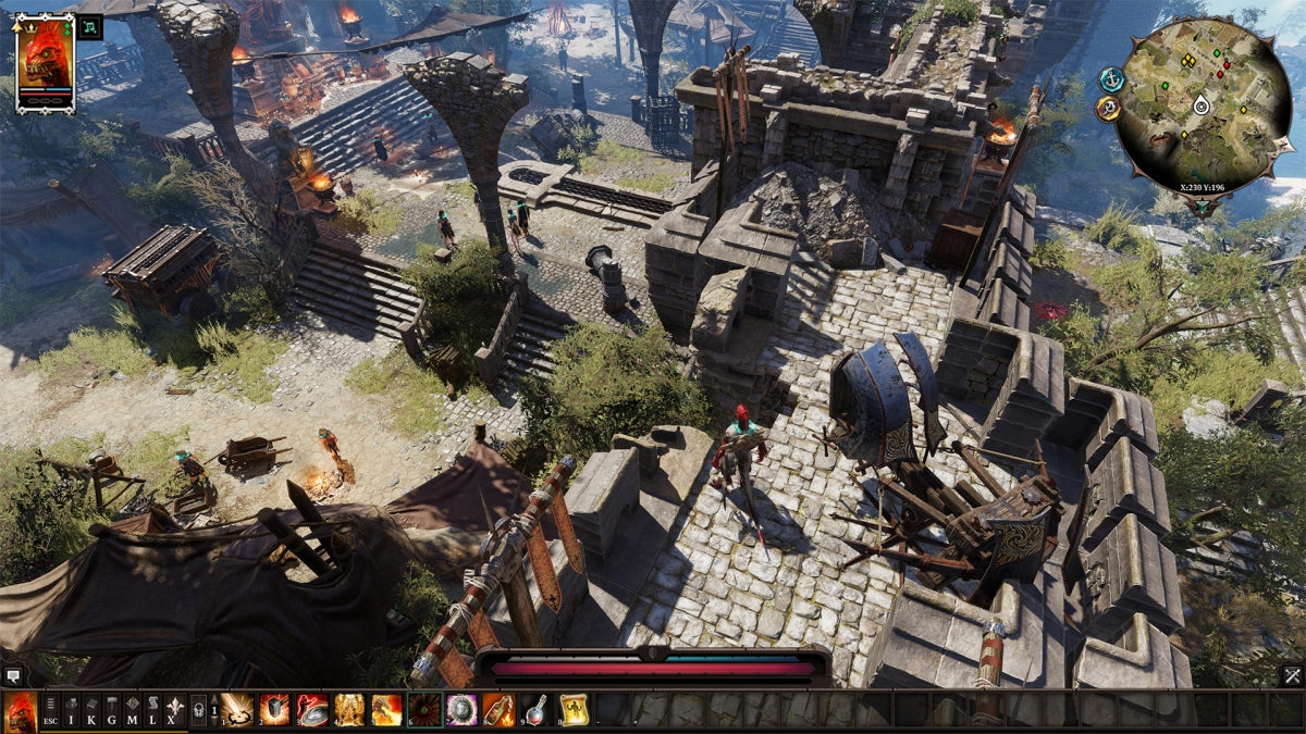 [Review] Divinity: Original Sin 2 - AKT 1