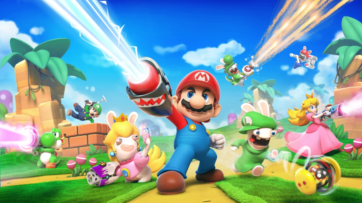[Review] Mario + Rabbids Kingdom Battle - Die überraschend gute Kombination