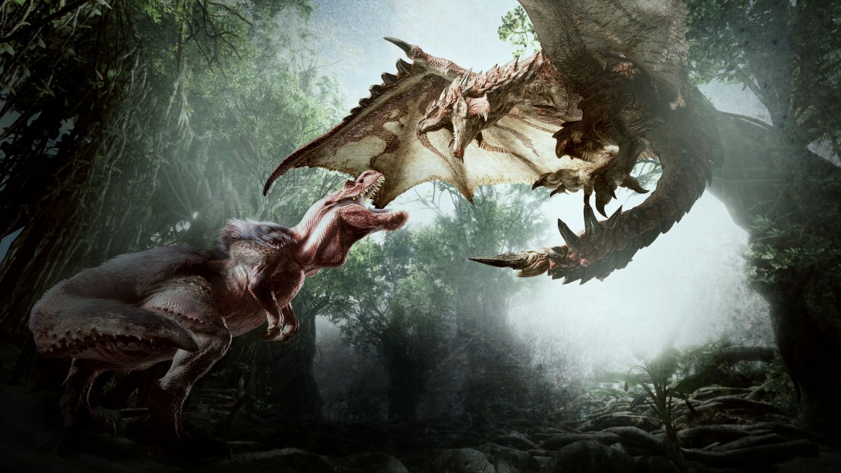[Review] Monster Hunter: World - Der Traum eines jeden Monster-Jägers