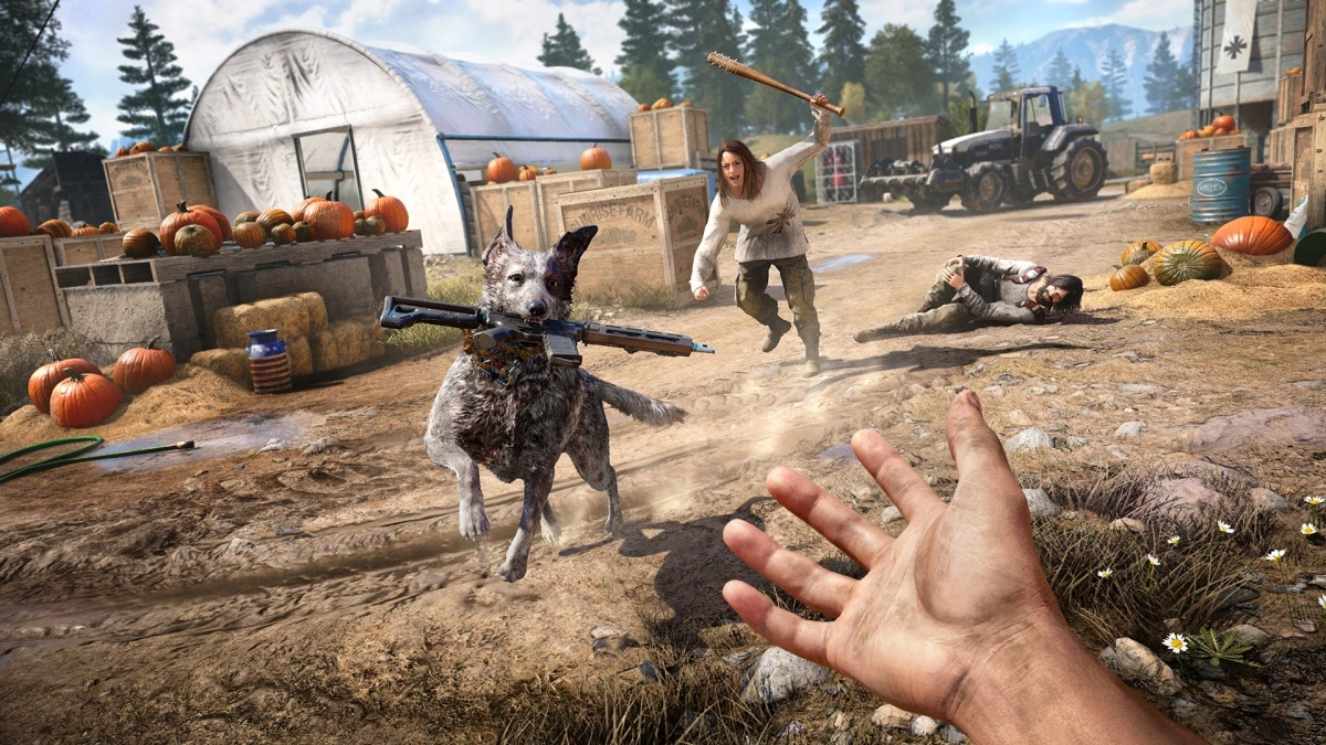 [Review] Far Cry 5: Willkommen in Hope County! / #ActionApril