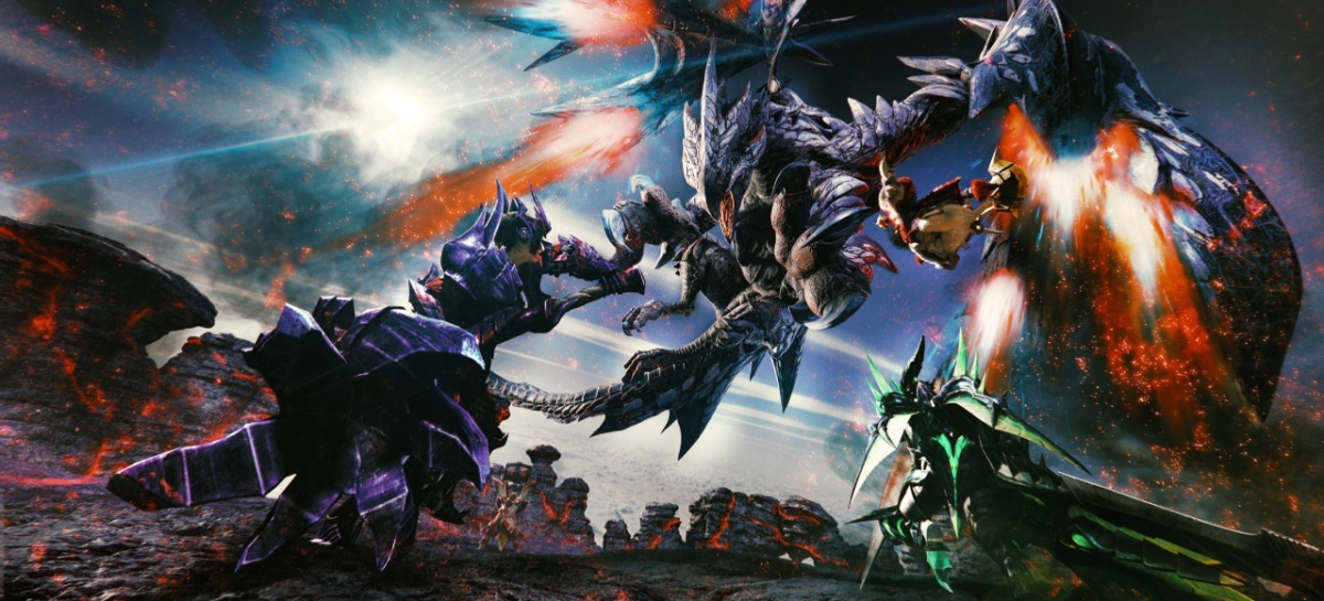 [News] Monster Hunter Generations Ultimate kommt für die Nintendo Switch
