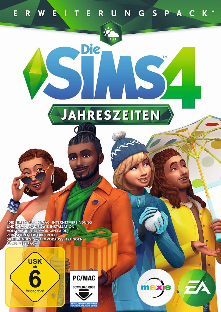 © Electronic Arts, Maxis