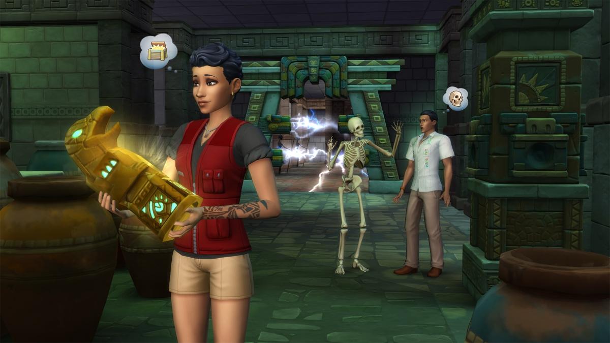 [Review] Die Sims 4: Dschungel-Abenteuer - Auf den Spuren Selvadoradas
